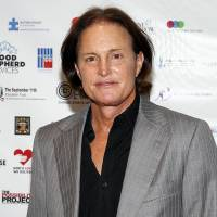 Former Olympic athlete and reality TV star Bruce Jenner arrives for a charity event in New York in September 2013.   MARK VON HOLDEN/INVISION/AP