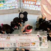 In South Korea, cosmetics are the new smart investment as heavy industry lags
