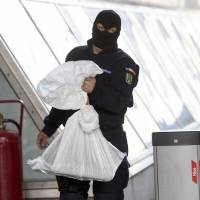 Romanian robbers dressed to kill, trained to steal: investigators