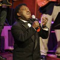 Soul legend Percy Sledge of 'When a Man Loves a Woman' fame dies at 74