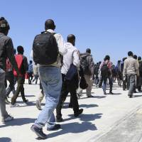 20 Somalis found guilty of migrant trafficking by Italian court