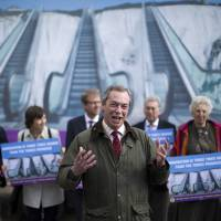 Immigration unease at core of U.K. election campaign