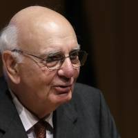 Volcker says U.S. bank oversight ineffective, seeks overhaul