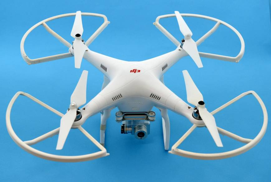 Drone likely landed on prime minister's office this week; cesium may be from Fukushima No. 1