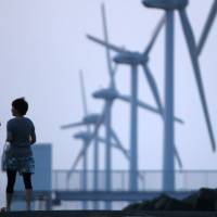 Japan mulls minimum 20% greenhouse gas cut by 2030