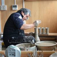 Fukushima native thinks global, goes local to keep ceramic tradition alive