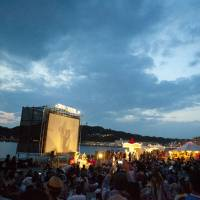 The Zushi Beach Film Festival resists the ban on loud music and tattoos