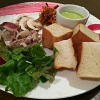 French cuisine: The Kid's Plate at Ai to Ibukuro is made with produce from welfare facilities. | ANNA-MARIE FARRIER