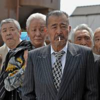 Takeshi Kitano's gang of nursing-home yakuza