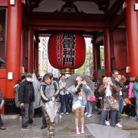 Thais flock to Japan for holiday, ignore freeze on flight increases