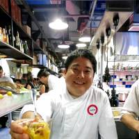Making waves: Peru-born Japanese chef Mitsuharu Tsumura, who cut his teeth in Osaka, is a global ambassador of Peruvian-Japanese cuisine. | EVELYN CHEN