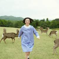 Natsume Mito gets a few choice cuts for a song about her hair