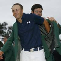 Spieth wins Masters in scintillating fashion