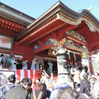 Musashi Mitake Shrine is just a short scenic trek from Oshi village near Mount Mitake. | DAVEY YOUNG