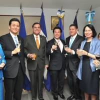 80 years of ties between Japan and Central America