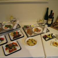Swiss Air Lines updates in-flight dining choices