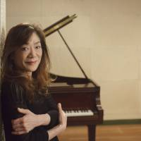 Far afield: Musician Etsko Tazaki was one of the first pianists to leave her home in Japan to study in America. | MIDORI S. INOUE