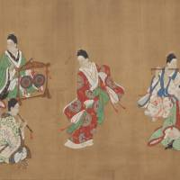 'Seductive Smiles: Masterpieces of Ukiyo-e Paintings from the Weston Collection'