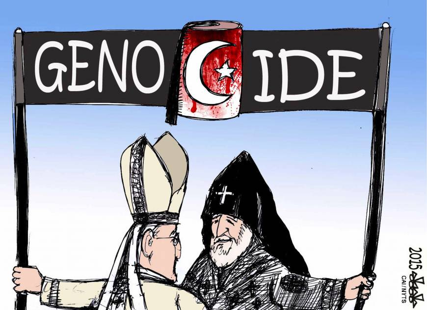 Turkish denial causes genocide issue to fester