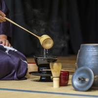 Mastering the art of partaking in a tea ceremony