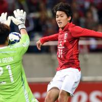 Reds fall to Suwon as knockout phase aspirations vanish