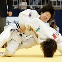 Judoka Asami captures 48-kg national title by beating Kondo