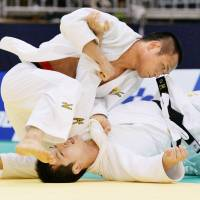 Ebinuma picks up more judo gold