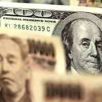 Yen's stealthy depreciation disguised by resilience versus dollar