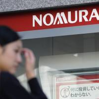 Nomura, RBS conducted 'enormous' deception over risky financial product: U.S. judge