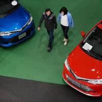 Toyota courts mom-and-pop investors with long view