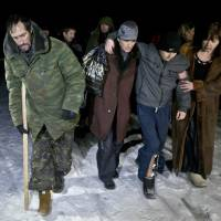 Amnesty says torture of war prisoners in Ukraine is rife on both sides