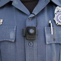 U.S. announces $20 million police body-camera program
