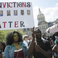 Mayor lifts Baltimore curfew six days after riots