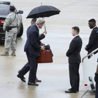 Kerry pays first Russia visit since Ukraine crisis erupted, rift over Syria started