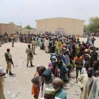 Nigerians recount deaths from lack of food, water while fleeing Lake Chad in Niger