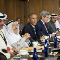 Gulf nations get 'ironclad' security commitment from Obama