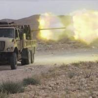 Syria claims it killed 140 Islamic State fighters in air raid on jihadi stronghold of Raqqa