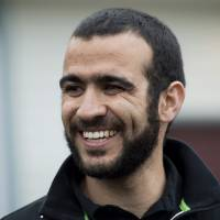 Omar Khadr, once a Guantanamo inmate, freed on bail in Canada
