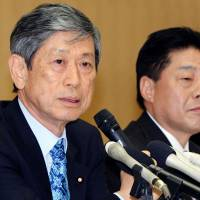 China's No. 3 leader says ties with Japan improving