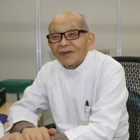 Aichi's oldest pathologist sees society in flux