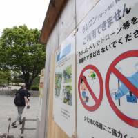 LDP to push for drone no-go zones