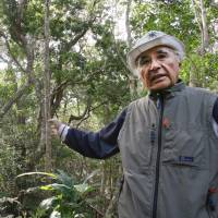 Okinawa man credits mother with saving family from WWII mass suicide