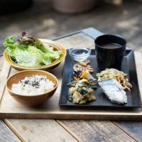 Escape the grime of Shibuya's streets at Daylight Kitchen