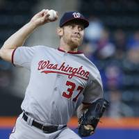 Nats deal Mets first home loss