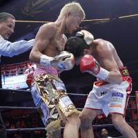 Kameda title bid fails after first loss of career