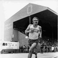 Indelible: Steve Prefontaine, a native of Coos Bay, Oregon, won the NCAA title in the 3-mile race four years in a row for the University of Oregon.