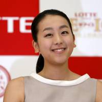 Icon: Three-time world champion Mao Asada brought a smile to the faces of many when she announced on May 18 that she would return to competition after a year off. | REUTERS