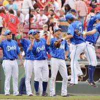 A star is born: The BayStars are playing well and in unfamiliar territory at the top of the Central League standings. | KYODO