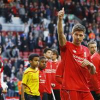Gerrard plays home finale