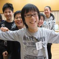 Young at heart: People of all ages can take part in community theater.   NOBUKO TANAKA